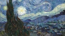 «La nuit étoilée» de Van Gogh inspire un parc