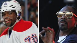 P.K. Subban et Snoop Dog vont jouer au basketball à