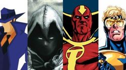 10 superhéros dont vous ne soupçonnez pas