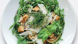 Des recettes de salade à préparer au bureau en 20