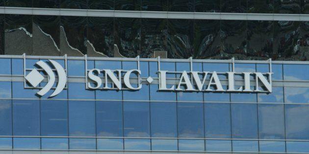 SNC Lavalin souhaite rembourser des sommes obtenues