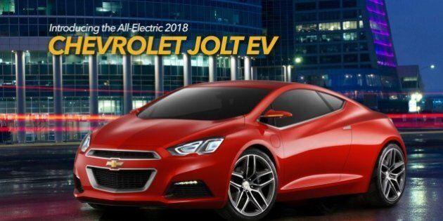 Chevrolet dévoile la Jolt EV avec une autonomie de 500 kilomètres (mais pas