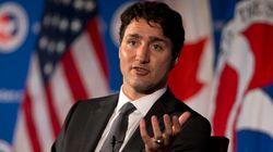 Trudeau dit que ses beaux parents ont été invités par Obama lui