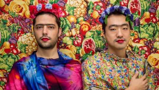 Hommes, femmes et enfants dans la peau de Frida Kahlo