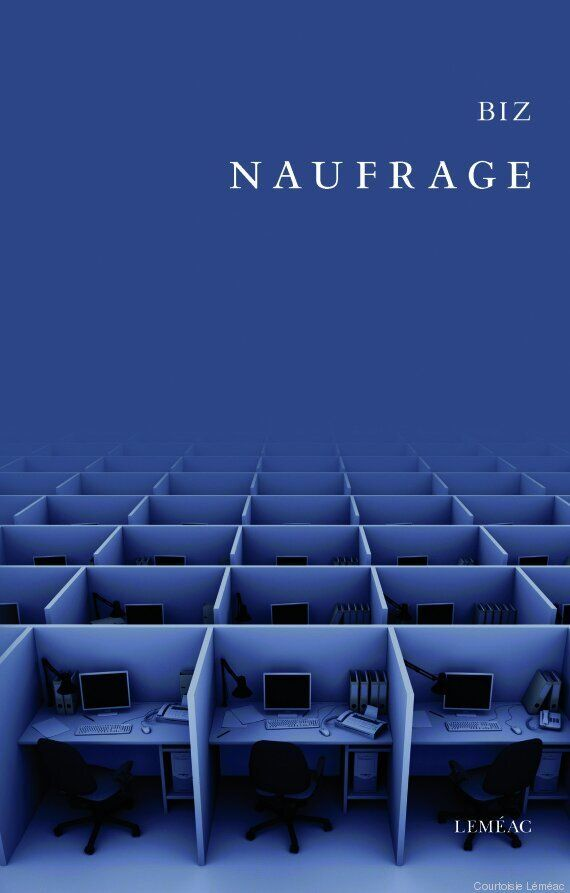 Biz publie « Naufrage », le roman de la déchéance