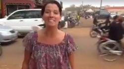 Le souhait de bonne année de Maude Carrier, tuée au Burkina Faso