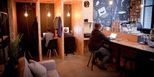 GAB: Un café coopératif parfait pour travailler à Montréal