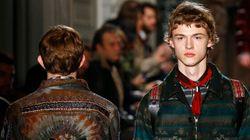 Défilés parisiens: la mode masculine dans les grandes