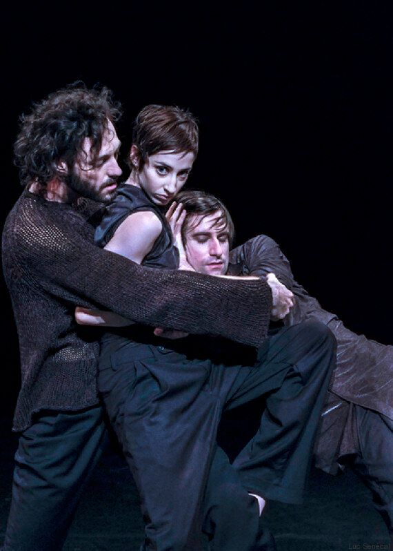 «Anatomie d'un souffle»: danse contemporaine sur fond d'orgue