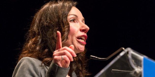 Martine Ouellet au Bloc québécois : la députée met fin aux