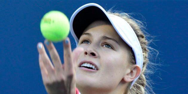 Internationaux de tennis d'Australie: Eugenie Bouchard éliminée au 2e