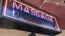 Sévir contre les salons de massages érotiques, plus complexe que prévu à
