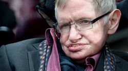 Stephen Hawking croit que la nouvelle science menace