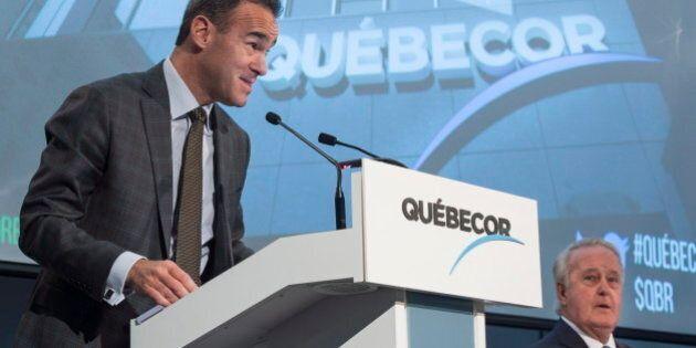 L'intérêt de Québecor pour la LNH n'est pas un risque, croient les