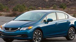Les 10 véhicules les plus populaires au Canada depuis le début de l'année