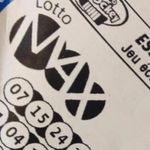 Lotto Max: un gros lot de 70 millions $ en jeu ce