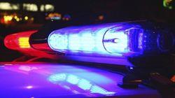 Laval: un corps est découvert dans un véhicule incendié dans un