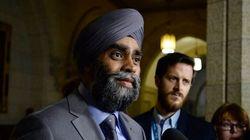 Le Canada «snobé» par la coalition contre l'État