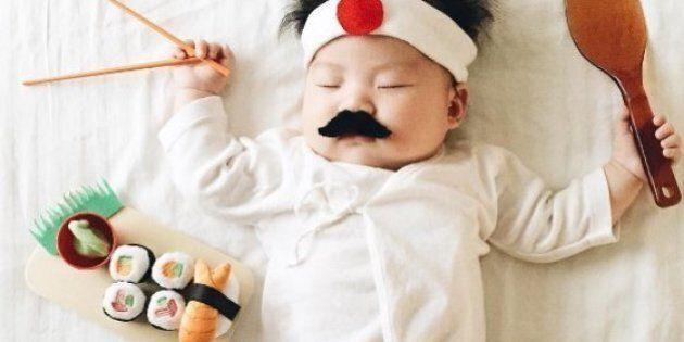 Quand la sieste de bébé devient un moment de créativité pour maman!