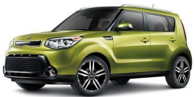 Top six des couleurs les plus laides de l'industrie automobile