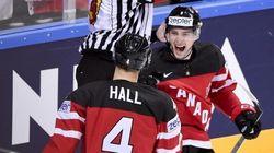 Le Canada écrase l'Allemagne 10-0 au