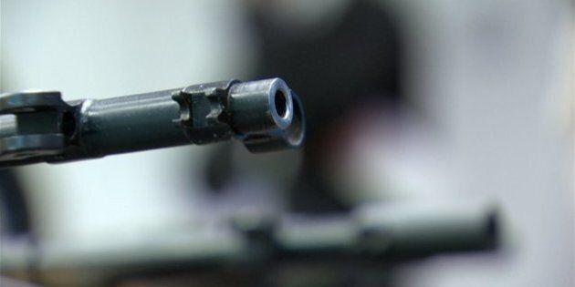 Deux fois plus d'armes saisies à la frontière que l'an