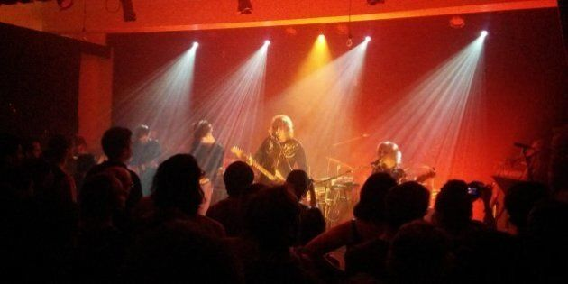 Pop Montréal 2015: The Besnard Lakes, sans