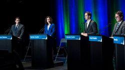Course au PQ: un 4e débat sans