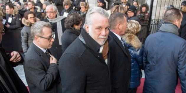 L'opération charme de Couillard à Milan ne convainc pas tout le