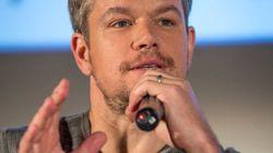 Diversité: Matt Damon estime qu'Hollywood doit en faire «beaucoup