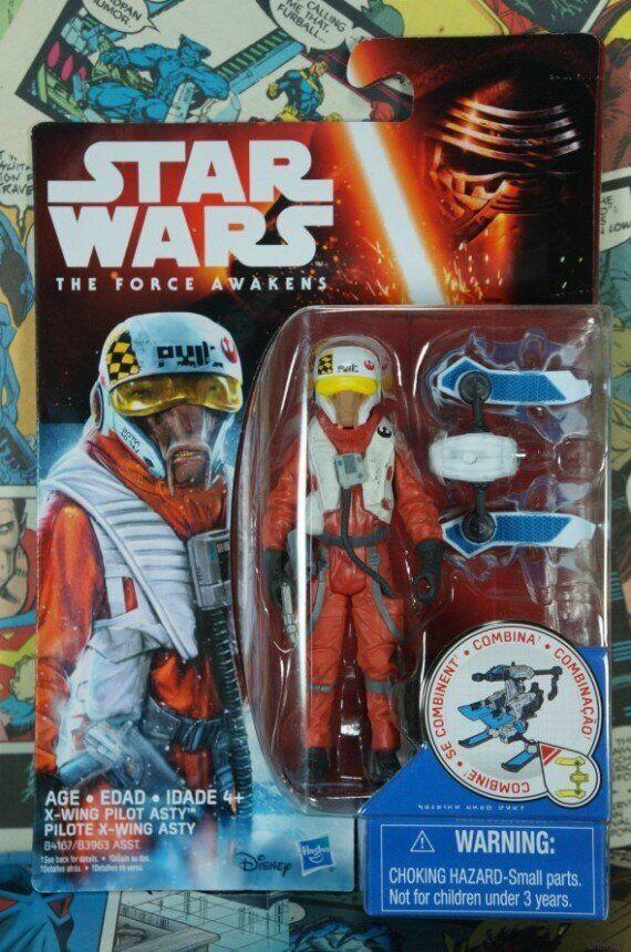 «Star Wars 7»: un hommage aux Beastie Boys sous les traits d'un pilote de