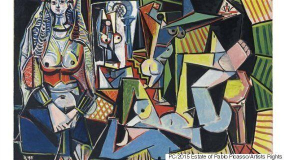 Les femmes d'Alger: le Picasso qui pourrait battre les records de vente aux enchères ce