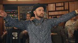 Justin Timberlake dévoile son nouveau titre, trois ans après son dernier album