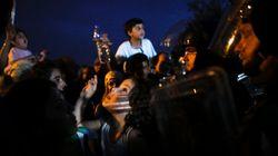 La police slovène disperse des migrants avec des gaz