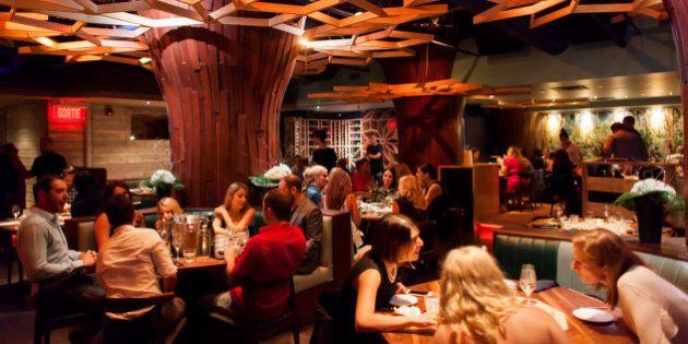 Le Soubois: entre bistro du terroir, boîte de nuit et forêt enchantée
