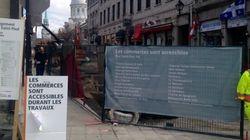 Projet Montréal plaint les touristes qui s'aventurent dans le