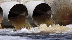 Déversement d'eaux usées dans le fleuve : Montréal va de