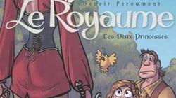 Benoît Feroumont; Quand Peyo rencontre G.R.R