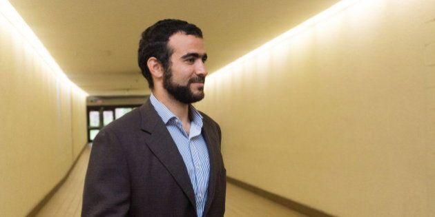 Omar Khadr se rend à Toronto pour visiter ses