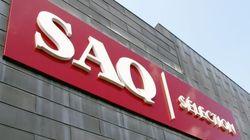 Le résultat net de la SAQ grimpe malgré un recul des