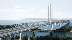 Pont Champlain: l'utilisation de béton ultraperformant n'est pas exclue