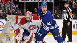 Le Canadien l'emporte à Toronto
