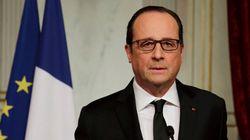 François Hollande s'indigne d'un espionnage