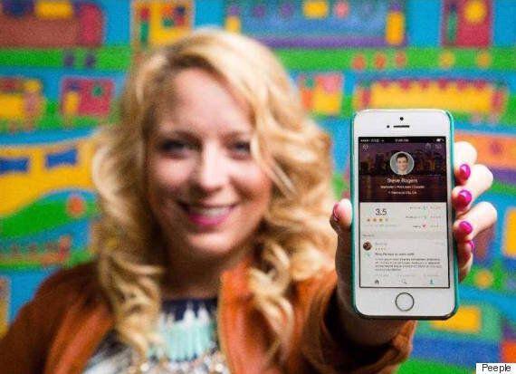 L'application Peeple vous permet d'«évaluer» vos amis comme s'ils s'agissaient de restaurants ou de salles...