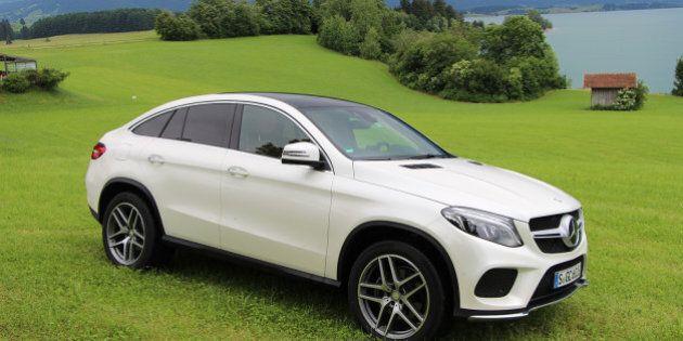 Premier contact Mercedes-Benz GLE et GLE Coupé 2016 : tout faire bien