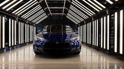 La Tesla Model S pourrait bientôt se stationner