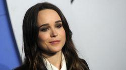 Ellen Page heureuse d'avoir avoué son homosexualité