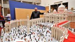 Le Vatican recréé à Philadelphie... en Legos!