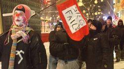 Des «justiciers» en noir s'organisent (et font rire d'eux) en Finlande