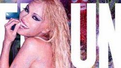 Pamela Anderson laisse peu de place à l'imagination dans CALIFUK